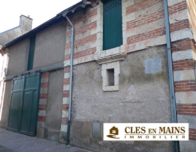 Appartement  + garage + box Saint Mars La Jaille